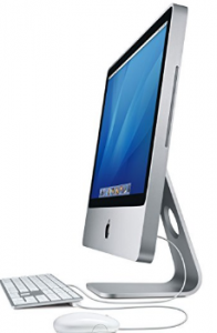 Apple iMac 21.5-inch Desktop Intel Core i5 Quad Core 2.5 GHz image 3