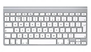 Apple Wireless Keyboard - UK Keyboard Layout image 1