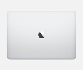 Apple MacBook Pro 15-inch Laptop with Touch Bar - Silver image 2