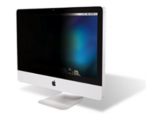 3M PFMT27 Frameless Privacy Filter for 27 inch Widescreen Apple iMac image 1