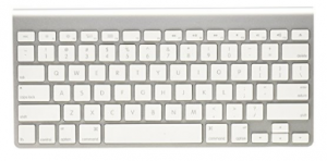 Apple Wireless Keyboard with Bluetooth image 1