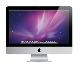 Apple iMac 21.5-inch Desktop Intel Core i5 Quad Core 2.5 GHz image 1