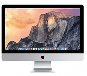 Apple iMac 27 inch Desktop Intel Core i5 3.2 GHz image 1