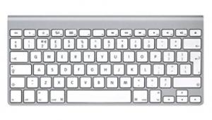 Apple Wireless Keyboard - UK Keyboard Layout image 1