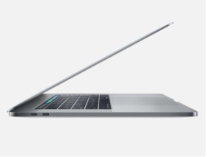 Apple MacBook Pro 15-inch Laptop with Touch Bar image 1
