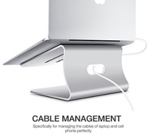 Bestand Aluminum Laptop Stand Desktop Macbook image 2