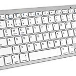 Caseflex Ultra Slim Wireless Bluetooth Keyboard