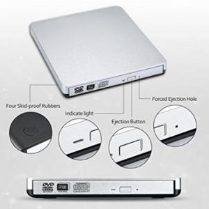 Patuoxun Portable USB DVD Burner Drive image 2