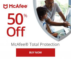 reviews for mcafee antivirus